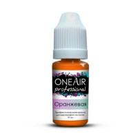 Краска для аэрографии OneAir Professional (оранжевая), 10 мл