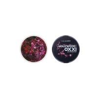 Гель-краска Oxxi Glitter Gel Hollywood №09  (цвет Красный), 5 г