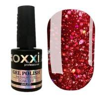 Гель-лак OXXI Professional Star Gel №001 (гранатовый красный) 10 мл