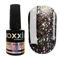 Гель-лак OXXI Professional Star Gel №012 (серебристо-черный) 10 мл