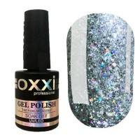 Гель-лак OXXI Professional Star Gel №003 (серебро) 10 мл