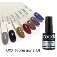 Гель-лак OXXI Professional DI 10 мл