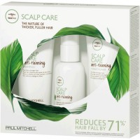 Набор Paul Mitchell Tea Tree Anti-Thinning Scalp Care Take Home Kit
