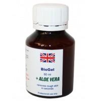 Биогель BIOGEL Aloe Vera размягчитель для педикюра и маникюра, 60 мл