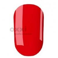 Гель-лак OXXI Professional №002 (яркий красный, эмаль), 8 мл