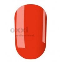 Гель-лак OXXI Professional №004 (красный, спокойный, эмаль), 8 мл