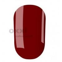 Гель-лак OXXI Professional №005 (тёмный красный, насыщенный, эмаль), 8 мл