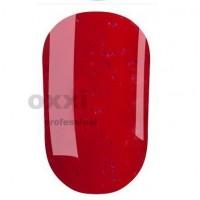 Гель-лак OXXI Professional №006 (тёмный красный с микроблеском), 8 мл