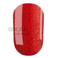 Гель-лак OXXI Professional №009 (кораллово-красный с микроблеском), 8 мл