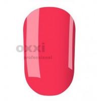 Гель-лак OXXI Professional №015 (розовато-малиновый, эмаль), 8 мл
