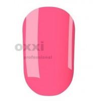 Гель-лак OXXI Professional №016 (розовый, эмаль), 8 мл