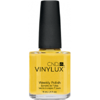 CND VINYLUX #104 Bicycle Yellow 15 мл