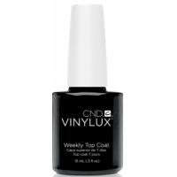 Быстросохнущее верхнее покрытие для лака для ногтей CND VINYLUX  WEEKLY TOP COAT 15 мл