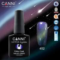 Гель-лак CANNI №452 Chameleon Cat Eye