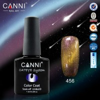 Гель-лак CANNI  №456 Chameleon Cat Eye