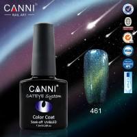 Гель-лак CANNI №461 Chameleon Cat Eye