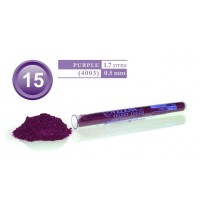 Флок в колбе Purple