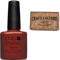 CND VINYLUX  #223 BRICK KNIT 15ml