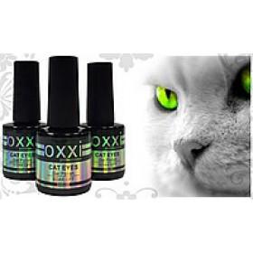 """Гель-лак OXXI Прозрачный Кошачий глаз """"Super Cat Eyes""""  8 мл"""