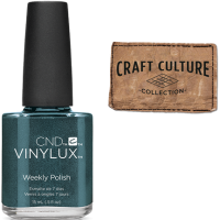 CND VINYLUX #224 FERN FLANNEL 15ml