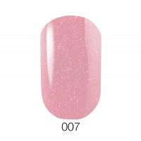 Гель-лак GO 007 (нежно-розовый с шиммером), 5,8 мл