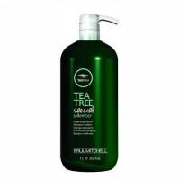 Укрепляющий шампунь 1000мл на основе экстракта чайного дерева Paul Mitchell-Tea Tree Special Shampoo