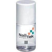 Nail Tek Protection Plus 3 Strengthener Средство для сухих ломких ногтей 15мл
