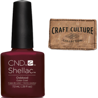 CND VINYLUX #222 OXBLOOD 15ml