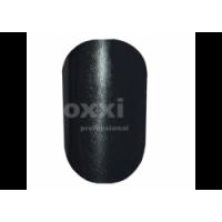 "OXXI  Прозрачный Кошачий глаз ""Super Cat  Eyes"" (Цвет полоски: серебро) № 002"