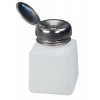 Емкость для жидкостей с железной помпой