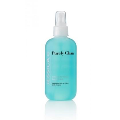 Средство для обработки кожи до процедуры Purely Clean 251мл Jessica Geleration