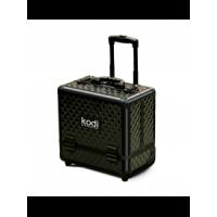 Кейс (чемодан) для косметики №9 Kodi Professional с выдвижной ручкой на колесиках малый