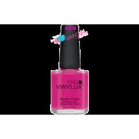 Лак для ногтей CND VINYLUX #155 TUTTI FRUTTIE (фуксия с неоновым оттенком) 15 мл