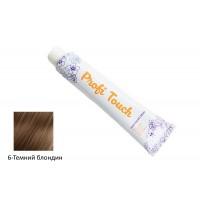 Крем-фарба для волосся Profi Touch (6-Темний блондин) 100мл