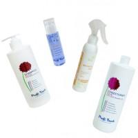 Шампуні та догляд за волоссям