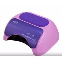 Лампа LED+ССFL 48 Вт Professional Nail L48-K18 Цвет розовый