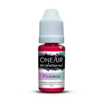 Краска для аэрографии OneAir Professional (розовая), 10 мл