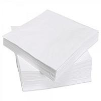 Салфетки одноразовые 20х20 см 100 штук Упаковка