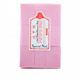 Салфетки розовые безворсовые 64 см