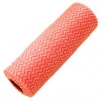 Салфетки одноразовые Цветные Волна Сетка 30х50 см 100 штук Рулон