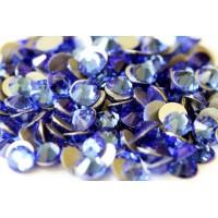 Стразы для ногтей Sapphire 1440 шт размер SS5 цвет P12