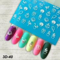 Слайдер-дизайн 3D-40
