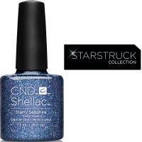 NEW Зима 2016! CND Shellac Starry Sapphire