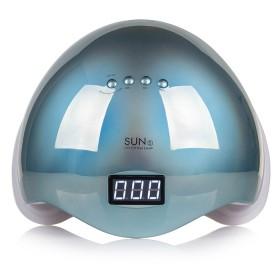 Лампа для маникюра Sun 5 48 Вт MIRROR BLUE