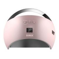 Светодиодная LED/UV лампа SUN6 48W Цвет Розовый