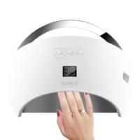 Светодиодная LED/UV лампа SUN6 48W Цвет Белый
