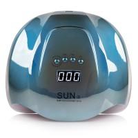 Лампа для маникюра SUN X 54 Вт MIRROR BLUE