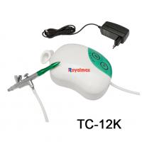 Аэрограф для маникюра ROYALMAX TC-12K