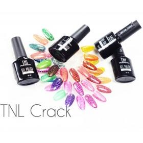 Гель-лак TNL «Crack Effect»
