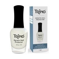 Кератиновая защита ногтей Keratin Nail Protector Trind 9 мл